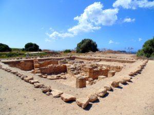 Mozia, reperti archeologici