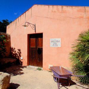 Mothia, casa Garibaldi