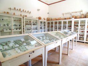 Mozia, Museo