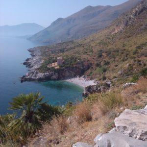 Riserva dello Zingaro, distanza 30 km